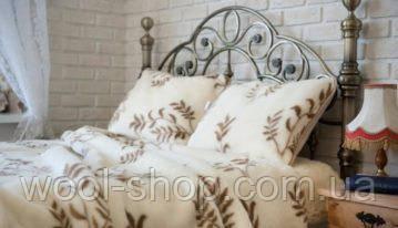 """Одеяло из овечьей шерсти """"Украина"""" (полутороспальное)"""
