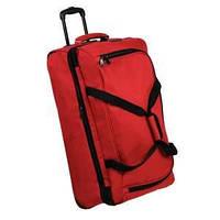 Сумка дорожная на колесах Members Expandable Wheelbag Large 88/106 Red