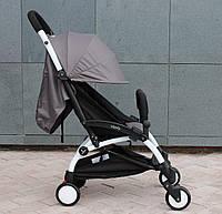 Обновленная Yoya 175A+ 4-х капорная. Детская прогулочная коляска + удлинитель для ножек!!!