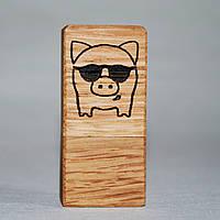 USB-накопичувач Дерев'яна флешка