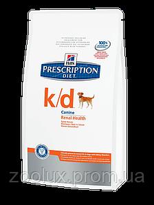 Hill's Prescription Diet™ Canine k/d™ 2 кг