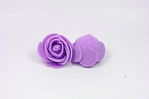 Розы головки латексные 3 см