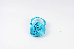 Роза атласная головка 3 см