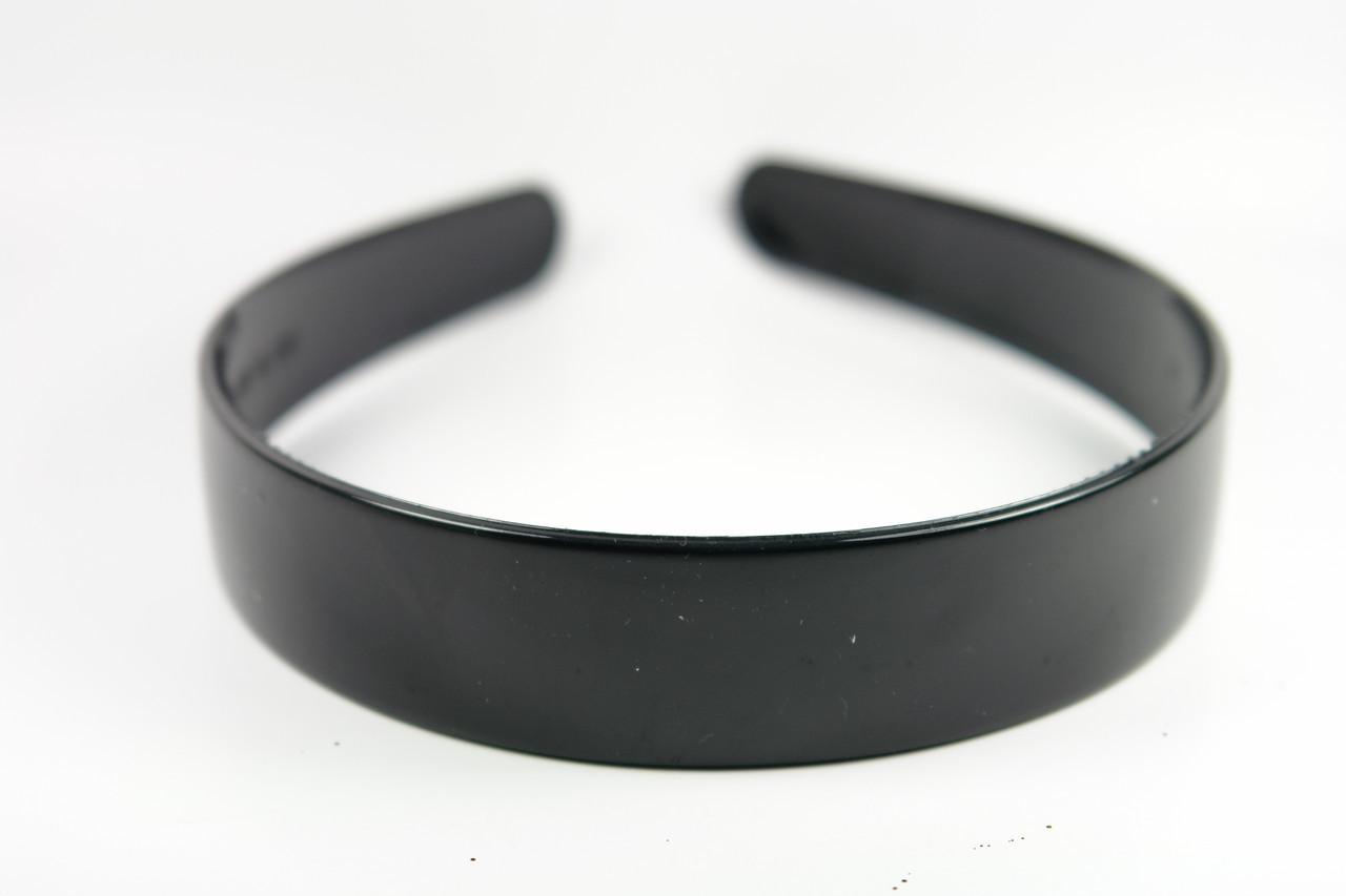 Ободок пластмассовый 2,5 см