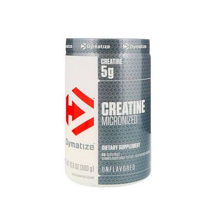 Dymatize Nutrition Creatine Micronized 300г