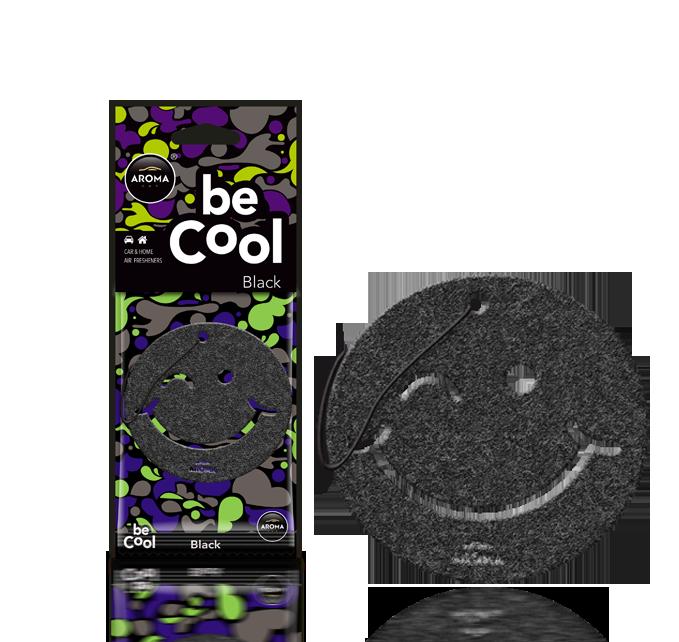 Ароматизатор Aroma Be Cool Black