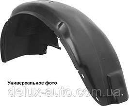 Подкрылки под колеса на RENAULT Lodgy Защита колесных арок для Рено Лоджи без борта Подкрылки задние