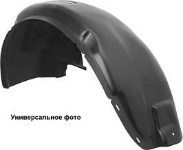 Подкрылки под колеса на RENAULT SANDERO II 2013 Защита колесных арок для Рено Сандеро с 2012 Подкрылки на Рено
