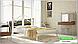 Металлическая кровать Диана на деревянных ножках ТМ «Металл-Дизайн», фото 2