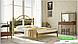 Металлическая кровать Диана на деревянных ножках ТМ «Металл-Дизайн», фото 4