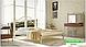 Металлическая кровать Диана на деревянных ножках ТМ «Металл-Дизайн», фото 5
