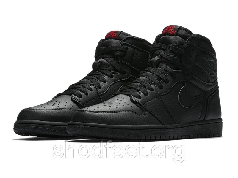 Кроссовки Air Jordan 1 Retro Black