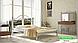 Металлическая кровать Диана на деревянных ножках ТМ «Металл-Дизайн», фото 7