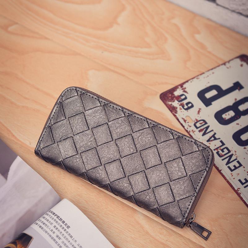 Женский кошелек портмоне на молнии