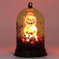 Декоративный светильник для украшения декоративных украшений Хэллоуина - Многоцветный-A