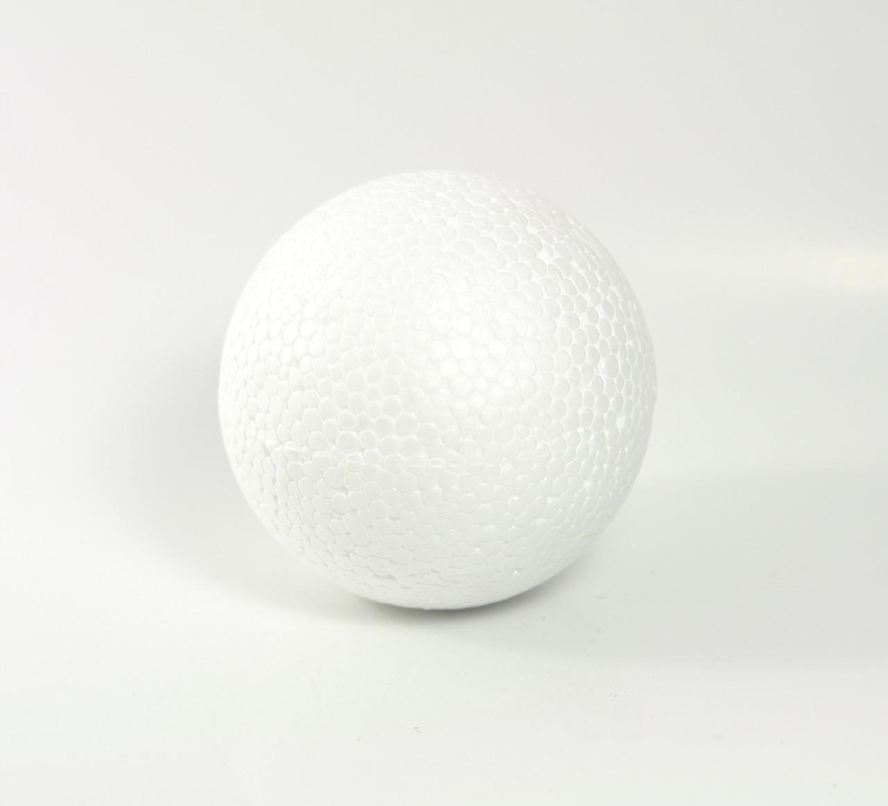 Шар пенопластовый 8 см 100 шт
