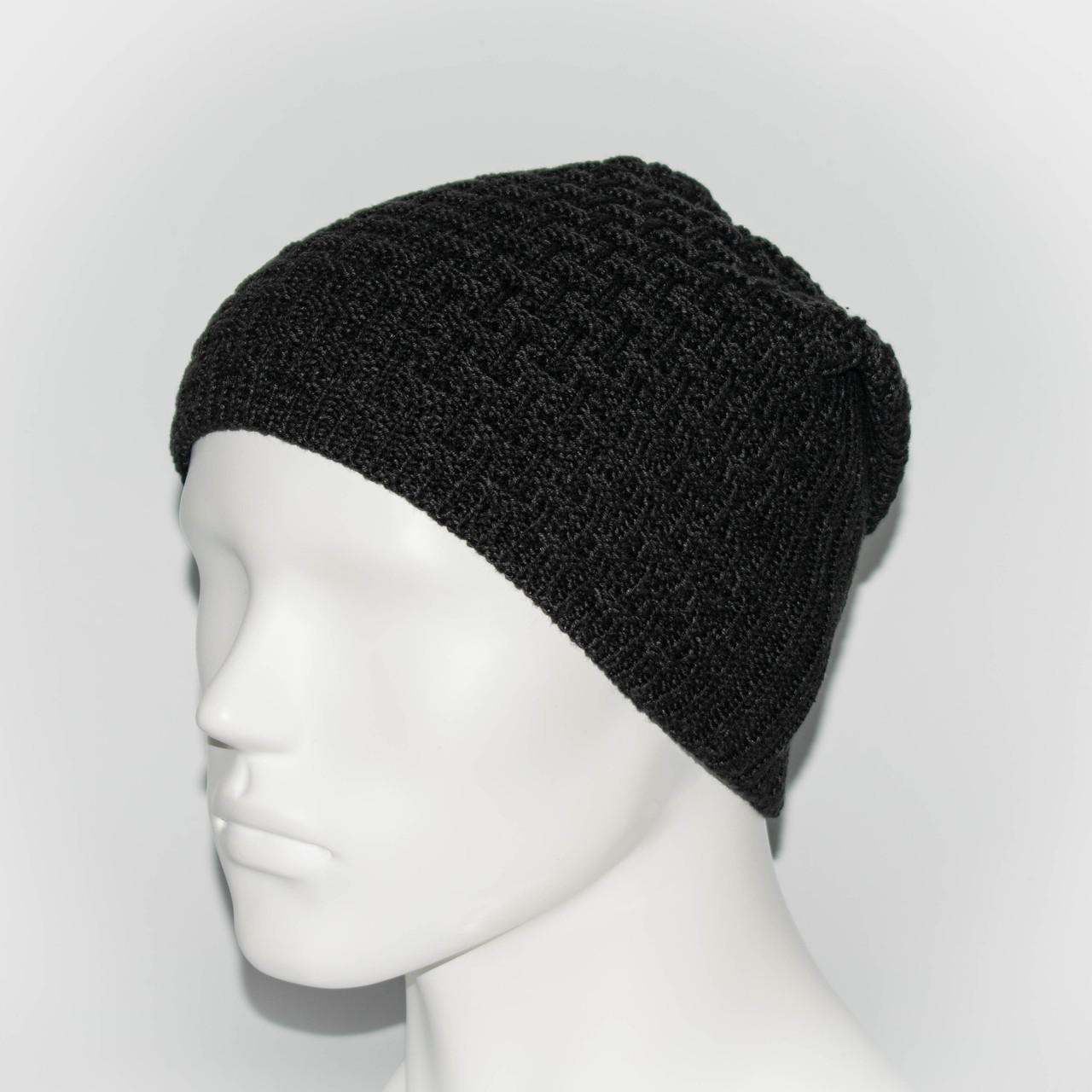 Мужская шапка (код 00198)