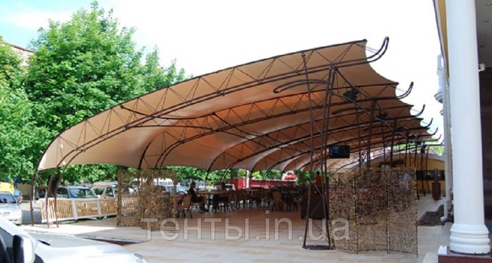Виготовлення літніх майданчиків кафе, ресторанів