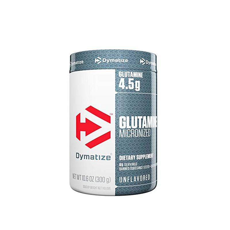 Dymatize Nutrition GLUTAMINE 300г