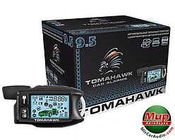 Автосигнализация Tomahawk 9.5