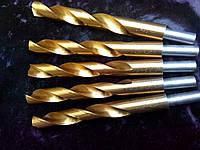 Сверло по металлу с титановым напылением диаметр 19,0