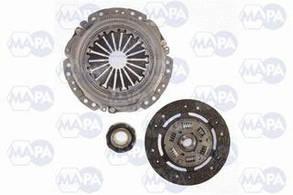 Комплект сцепления Fiat 125/132 1.6 (d=200mm)