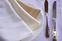 Салфетки от белого до бежевого, фото 1