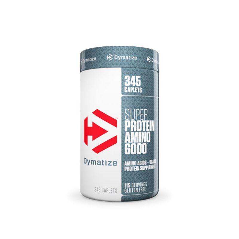 Dymatize Nutrition Super Amino 6000 345 таб