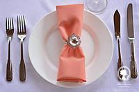 Салфетки персикового цвета, фото 1