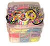 Набор для творчества Куб на 4500резиночек (в стиле Rainbow Loom)