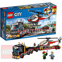 Пластиковый конструктор LEGO City Перевозка тяжелых грузов (60183)