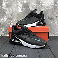 Мужские демисезонные кроссовки Nike Air Max 270 Premium (Реплика)