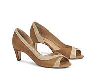 Женские летние туфли ANDRE оригинал натуральная кожа 37