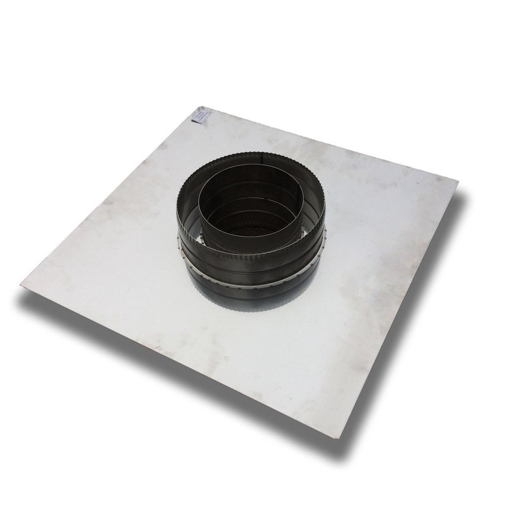 Разгрузочная платформа для дымохода 100/160