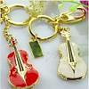 Изящная скрипка флешка
