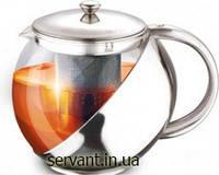 Заварник с ситечком для чая 0,7л
