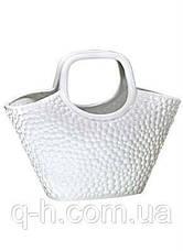 Декор сумочка из керамики Этна 31*14*25 см (0606), фото 3