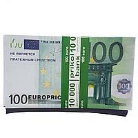 Деньги 100 евро