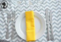 Салфетки жёлтые , фото 1