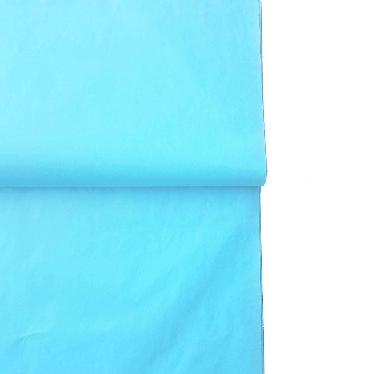 Бумага тишью голубая 100шт.