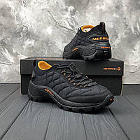 Оригинал Зимние мужские кроссовки Merrell Ice Cap Moc 2 Black\Orange