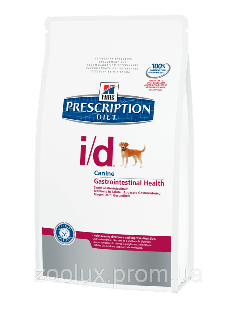 Hill's Prescription Diet™ Canine i/d™ и д 2кг
