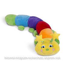 М'яка іграшка Melіssa&Doug Мега - райдужна гусениця 1,6 м