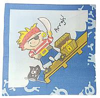 Салфетки бумажные 20шт. Пираты