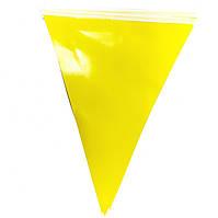 Гирлянда желтая