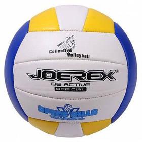 JOEREX JE - 841 № 5 ПВХ волейбольный мяч - Жёлтый