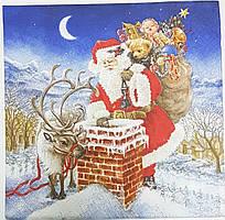 Салфетки новогоднии-7