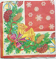 Салфетки новогоднии-13