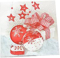 Салфетки новогоднии-15