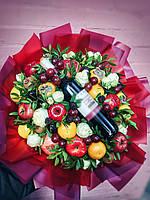 """Букет из фруктов и цветов """"Биг Бро"""", фото 1"""